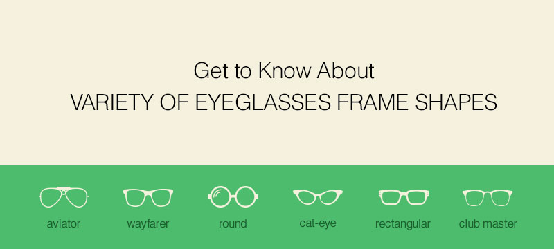 get to know about variety of eyeglasses frame shapes framesbuy com