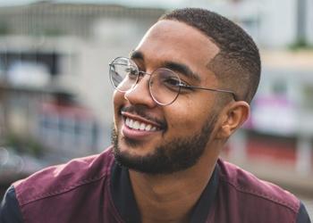 casual look eyeglasses