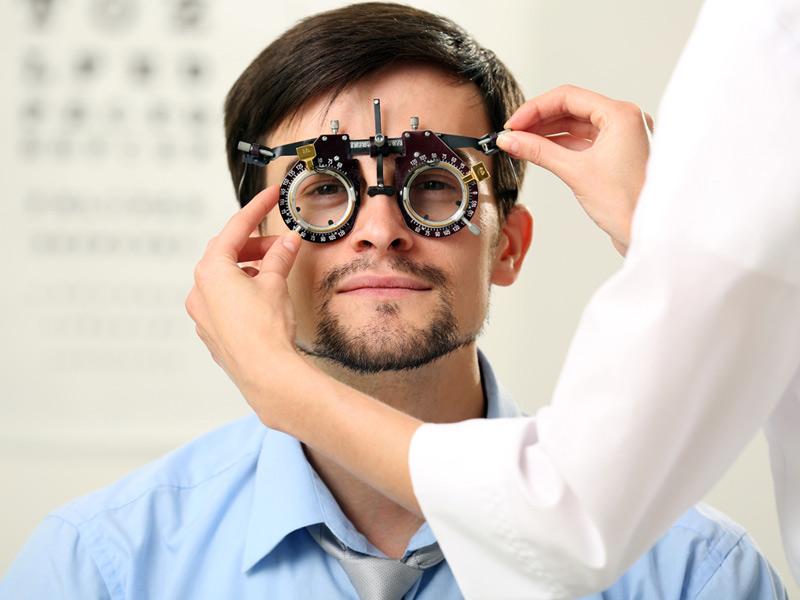 Indicate you Need Eyeglasses