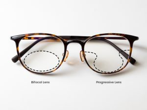 Bifocal or Progressive Lenses