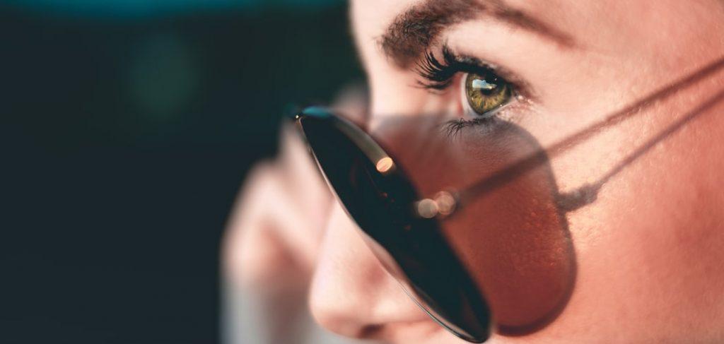 highlight your eyelashes