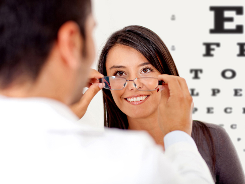 Prism in Eyeglasses Guide