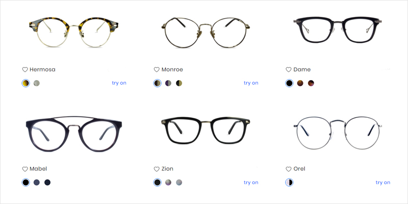 Different Types of Spectacles