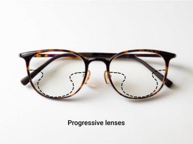 All about progressive lenses