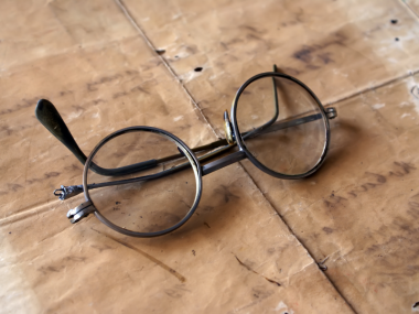 Things to do with old glasses