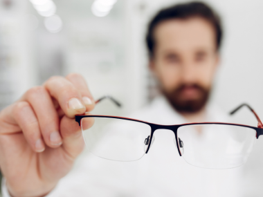 Wearing Glasses Make Your Vision Worse